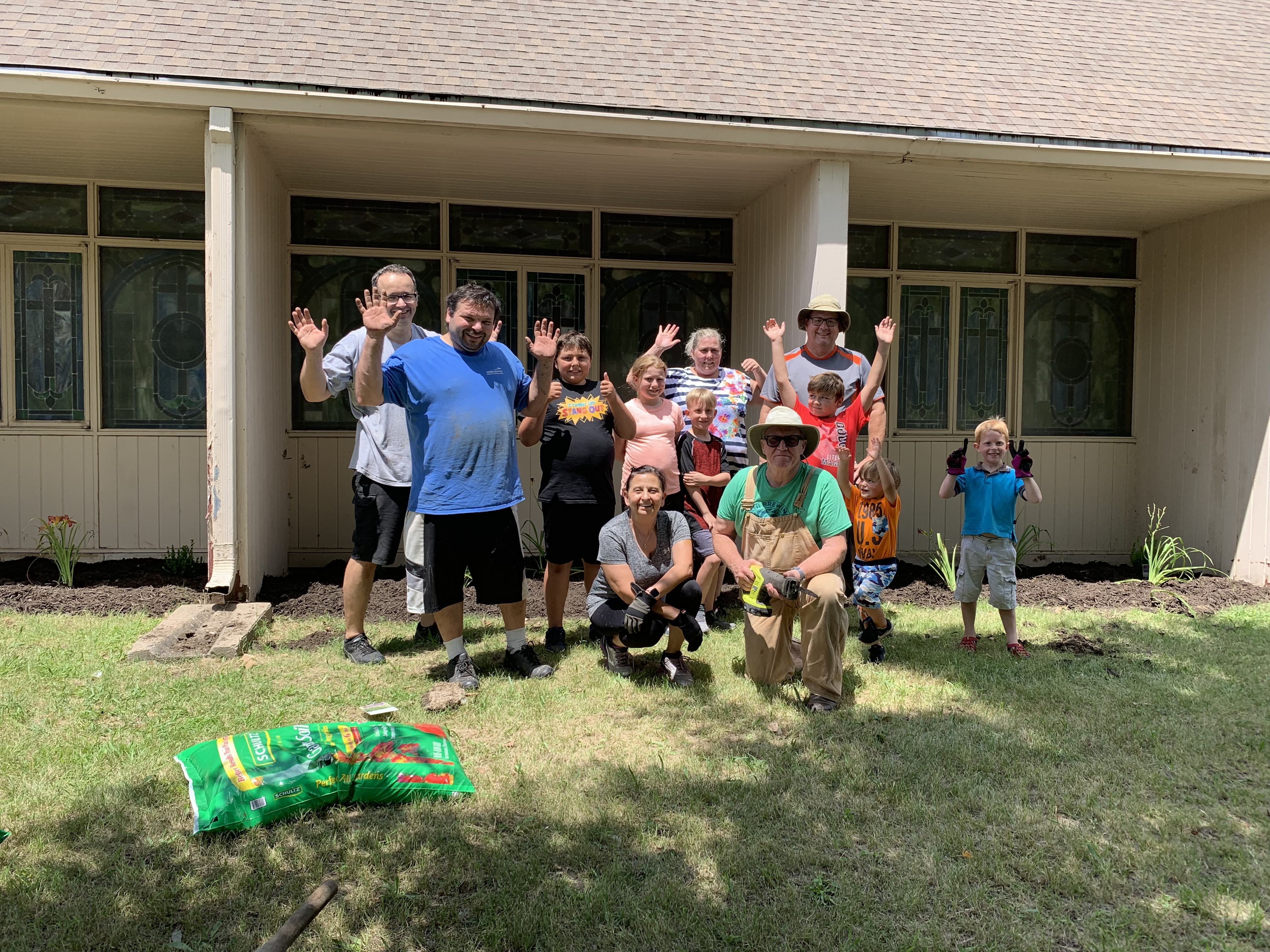 Annual Church Cleanup 2019